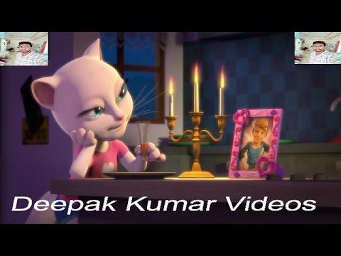Rang | Karan Sehmbi | Talking Tom Version |Full Video | Romantic Song 2017 | Hub records