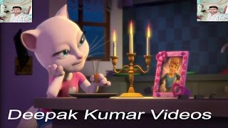 Rang | Karan Sehmbi | Talking Tom Version |Full Video | Romantic Song 2017 | Hub records