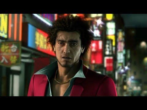 New Yakuza Hero Announcement Trailer