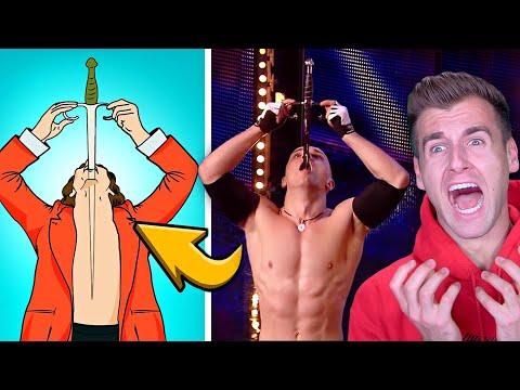 World's Most Craziest MAGIC TRICKS Revealed...(FAKE TRICKS)
