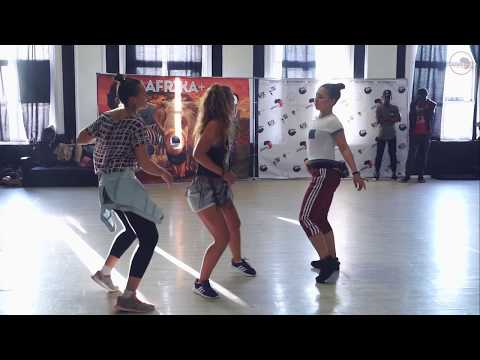 AFRIKA+YOU dance workshop vol 1 (KATERINA TROITSKAYA) Afro dance