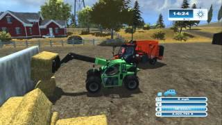 Farming Simulator XBOX 360 American Map S2 E44