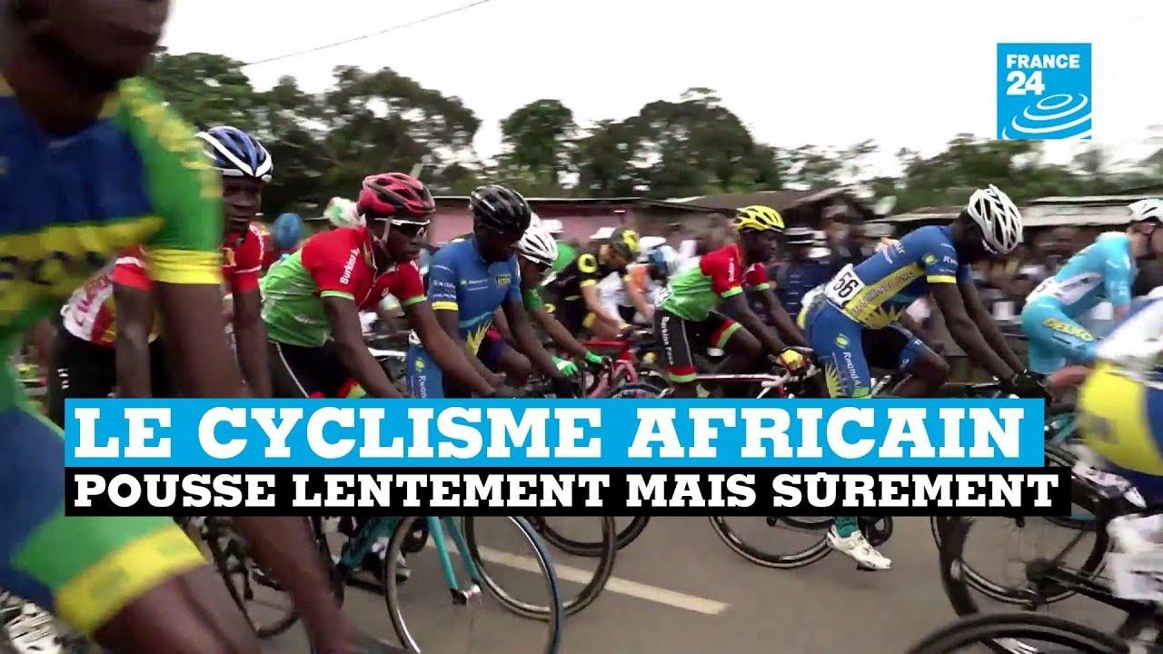 Gabon, le cyclisme africain pousse lentement mais sûrement