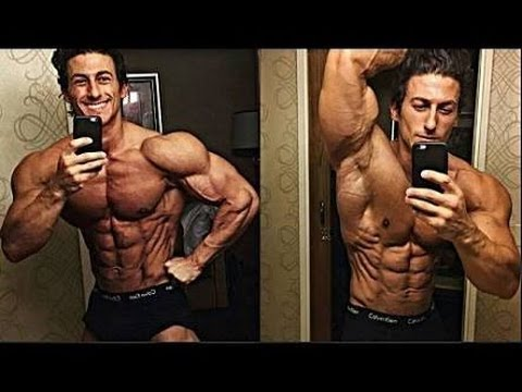the perfect physique  aesthetic fitness  bodybuilding