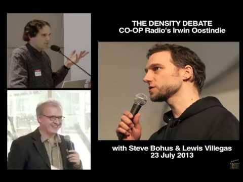 Co-op Radio Irwin Oostindie Show 23 July 2013 with Steve Bohus and Lewis Villegas