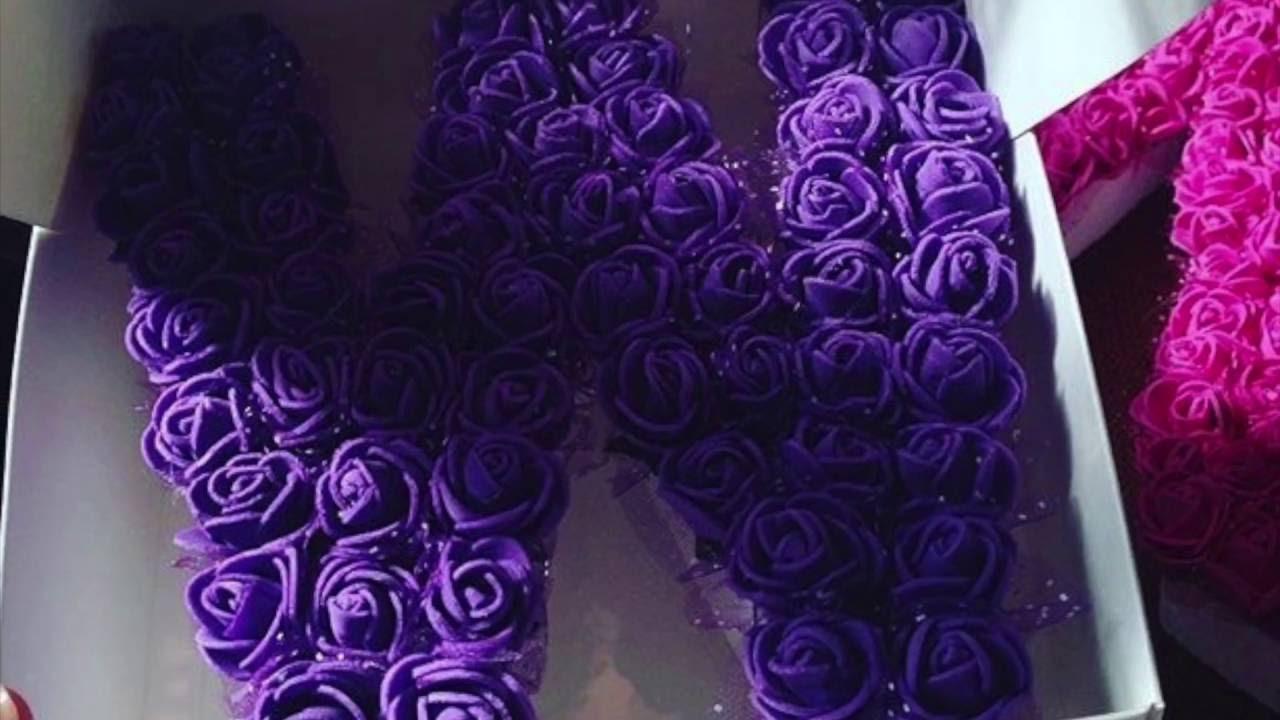 حروف الورد والجمال Life.Roze #1