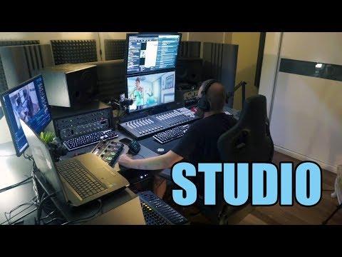 Home Studio Tour (Oktober 2019) | Ranzratte