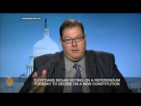 Inside Story - Egypt referendum: A test of public opinion