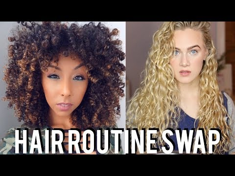 swapping-hair-products?!-curls-vs.-waves-w/-biancareneetoday
