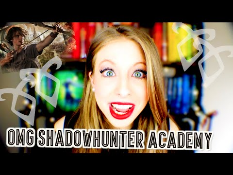 YOU HAVE TO READ SHADOWHUNTER ACADEMY!
