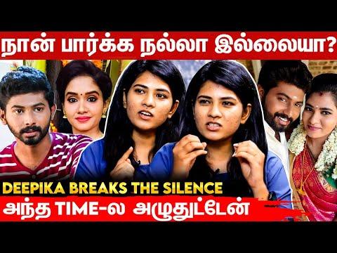 Sai Gayathri-யும் அதான பண்ண போறாங்க..! - VJ Deepika Daring Interview | Pandian Stores | Vijay Tv