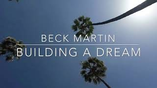 Beck Martin : This is your year!