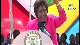 Youth allied to governor Charity Ngilu hurl petrol bombs at Kitui county assembly
