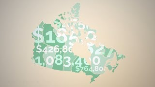 Canadian housing prices across the country | The Stats of Life: Season 2
