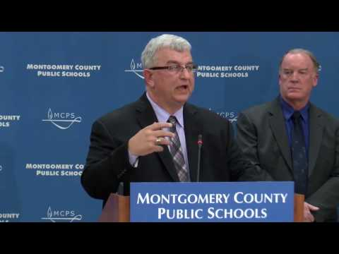 MCPS Superintendent Says Students Safety is Top Priority