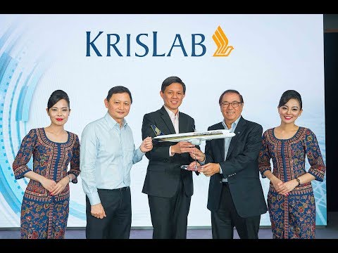 Singapore Airlines KrisLab Introduction - Unravel Travel TV
