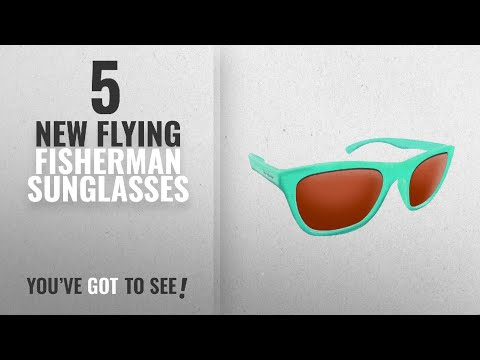 Top 10 Flying Fisherman Sunglasses [ Winter 2018 ]: Flying Fisherman Fowey Polarized Sunglasses