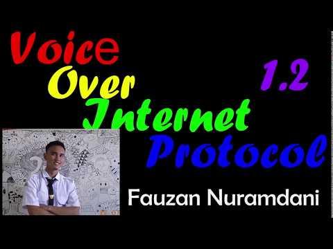 Configuration Voice Over Internet Protocol 1.2