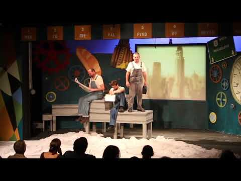 ALL IN THE TIMING (2017) in the Long Beach Playhouse Studio Theater