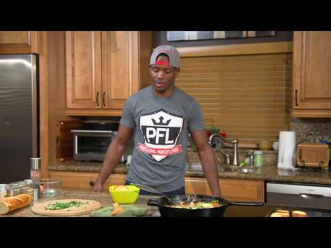 PFL Cage Free Cooking with Will Brooks Episode 3
