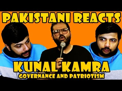 Pakistani Reacts to Kunal Kamra on Patriotism & the Government