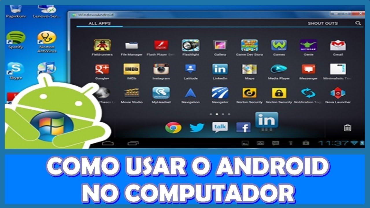 Android para pc