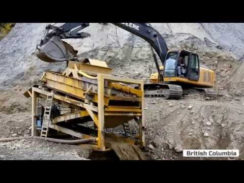 Mining Equipment by Gold Watch Project - M200T Wash Plant