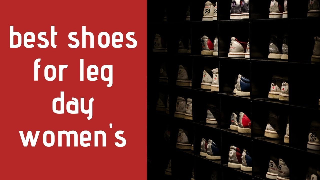 Leg day workout for women