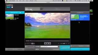 GoPro tip 2 : How to Use the GoPro Studio Software