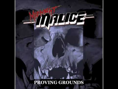 Midnight Malice - Proving Grounds (2014)
