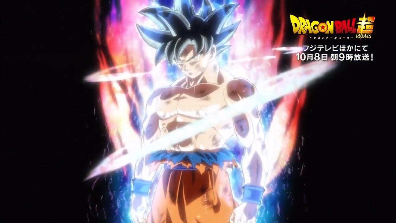 Dragon Ball Super | Bảy viên Ngọc Rồng Siêu Cấp | Cấp Độ Mới Của Goku |  Goku's New God Form