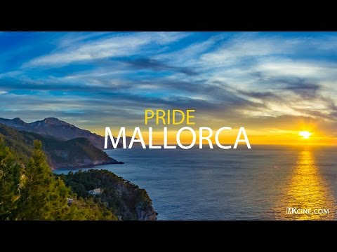 ❶ Mallorca Pride - Explore Best Vacation Travel  Places Mallorca Timelapse Video Guide