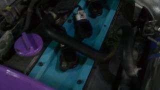Запуск RB25DET на катушках 1JZ-FSE
