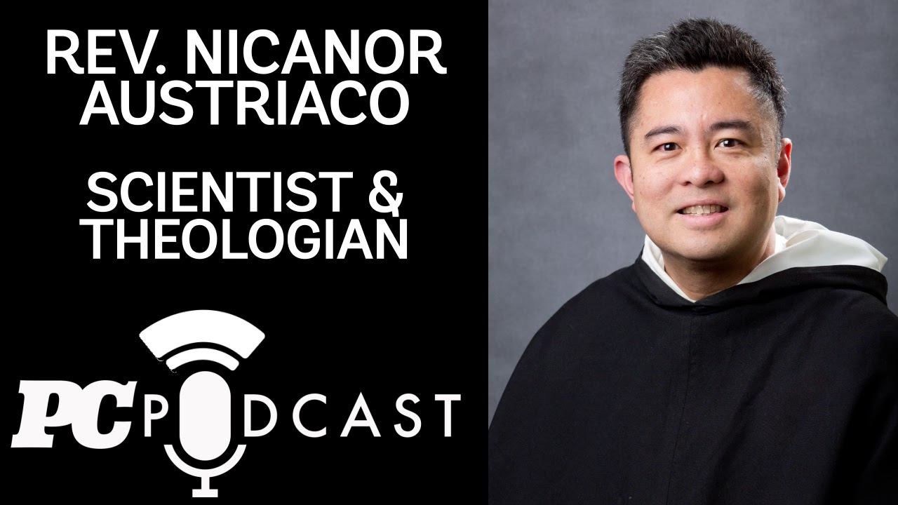 Rev. Nicanor Austriaco - Scientist and Theologian - YouTube