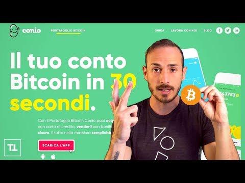 Dove Comprare Bitcoin? Conio!