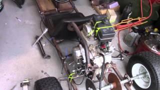 15 HP 5-Speed Go Kart Build Part 7- Shifter Linkage