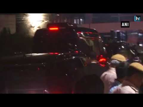 Modi visits AIIMS as former PM Atal Bihar Vajpayee's condition worsens