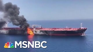 Mike Pompeo Constructs Iran Narrative Moving US Toward War Footing | Rachel Maddow | MSNBC