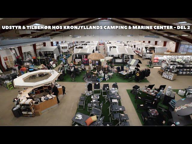 Udstyr & Tilbehør hos Kronjyllands Camping & Marine Center - del 2