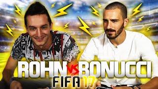 ROHN vs BONUCCI - FIFA 17