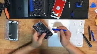 (아이폰7 자가수리) 3. LCD 교체하기 - 영혼까지…