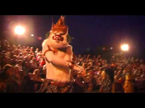 Kecak Dance - Balinese Culture Show (Part Two)