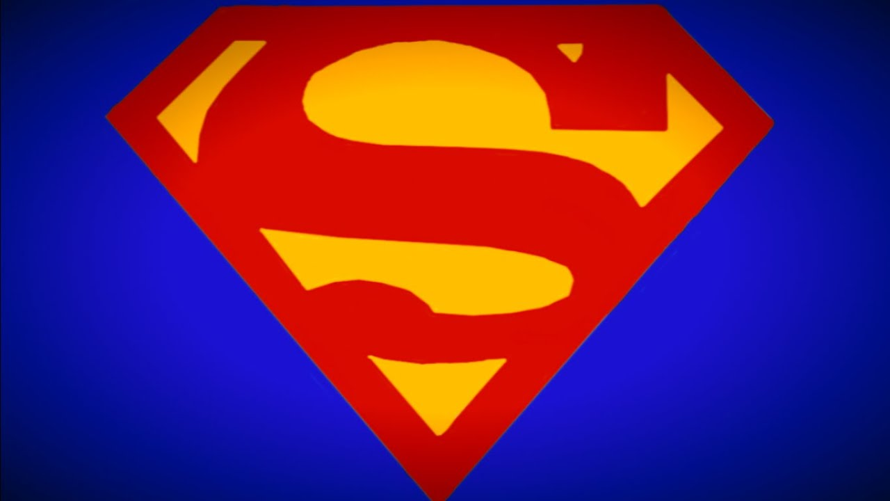 Superman logo YouTube