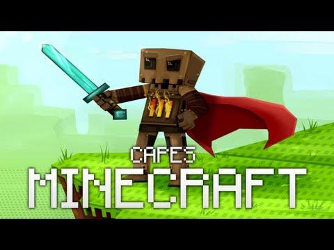 Mineshafter skins, capes and default skin change | FunnyCat TV