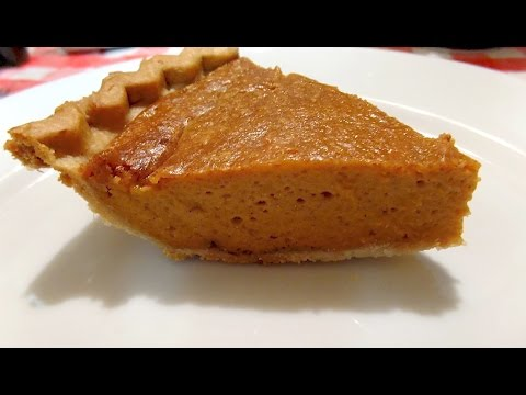 SWEET POTATO PIE low sugar