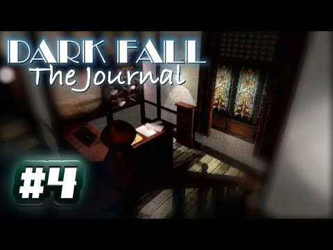 Let's Play Dark Fall: The Journal - #4 - Hotel reception, office and basement