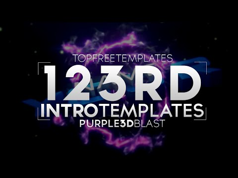 Full download free intro template faze space blast 120 w for Space blast 3d