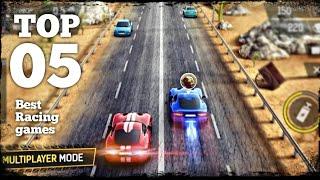 Top 5 Best Online #racing Games Playstore | Top Grossing Online Racing Games