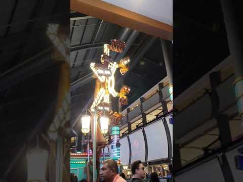 Power Surge Genting Indoor theme park 2018 dec 21