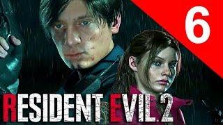 Resident Evil 2 Remake ქართულად #4 (Leon) - Vloggest